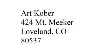good address